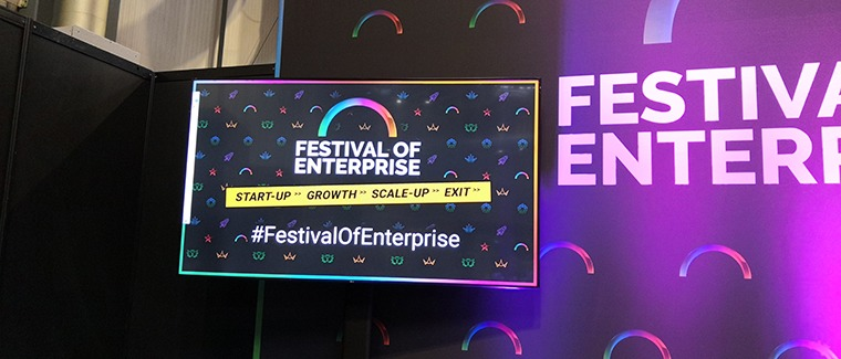 Festival of Enterprise Birmingham 2019